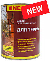 Неомид Масло деревозащитное для террас (2л)