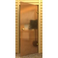 Дверь DoorWood Бронза 190х70, 6мм