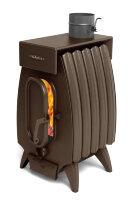 Печь отопит. Огонь-Батарея 5 антрацит лайт до 100м3 (без т/о) Термофор