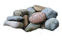 Камень МИКС (талькохлорит, дунит, кварцит) 30кг мешок