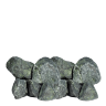 Камень СЕРПЕНТИНИТ обвалованный 10 кг ведро