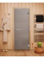 Дверь DoorWood ЭТАЛОН (сатин) 190х70