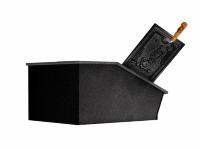 Каменка закрытая НМК для печи банной Сибирь-25 (дверка в комплекте)