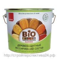 БИО Колор Классик орех  2,7л