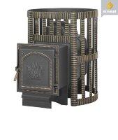 Печь для бани Везувий Легенда Ковка 16 (271) дровяная,
