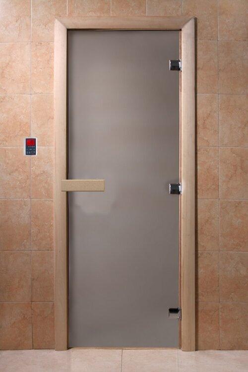 Дверь DoorWood Сатин 190х70, 6мм