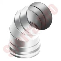 Отвод 150 45 г. ОС 0.5 мм(Е)